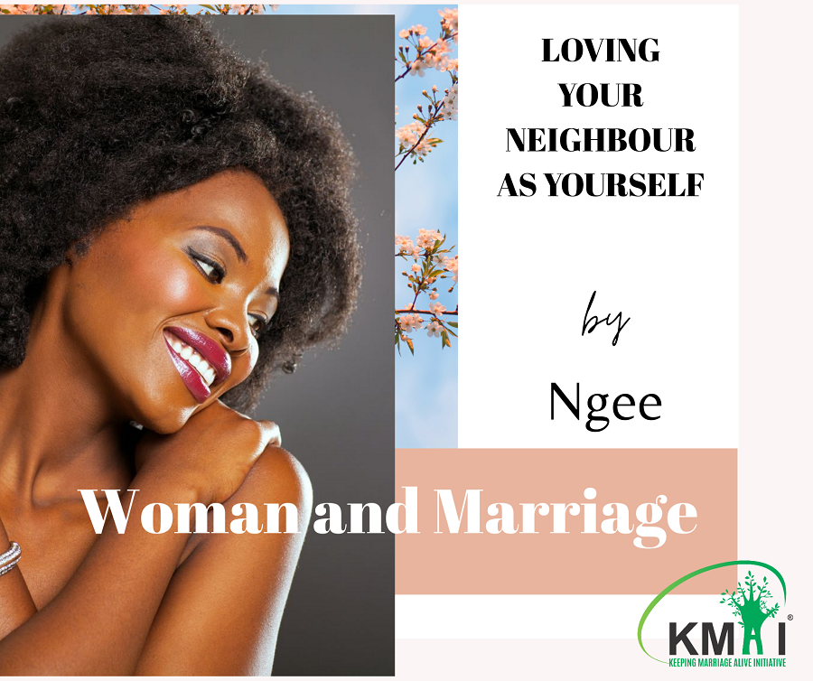 Love your neighbour as yourself